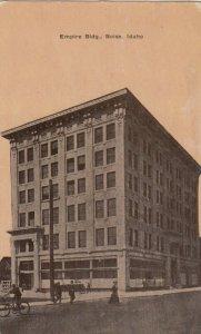 BOISE , Idaho , 1900-10s ; Empire Building