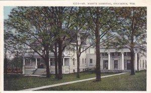 Wisconsin Columbus Saint Marys Hospital