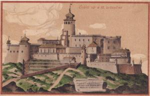 Olublo Slovakia Antique Postcard
