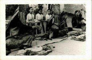CPA AK Jeune Femme Thai Blanc THAILAND (779235)