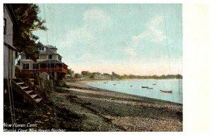 Connecticut New Haven ,  Morris Cove , New Haven Harbor