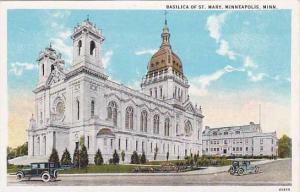 Basilica of St. Mary, Minneapolis,  Minnesota, 00-10s