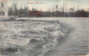 11574  IL Lyons 1910  The Dam