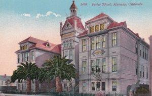 ALAMEDA, California; Porter School, 1900-10s