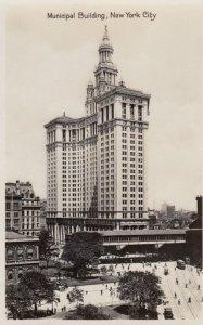 RP: NEW YORK CITY , 1930s ; Municipal Building