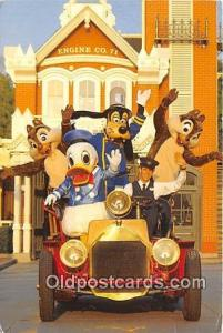 Police Chief Goofy Walt Disney World, FL, USA Postcard Post Card Walt Disney ...