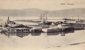 Suez , Egypt , The Docks , 00-10s