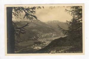 RP  St. Moritz , Switzerland, PU-1927