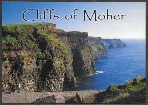 Ireland, Co. Clare, Cliffs of Moher, unused