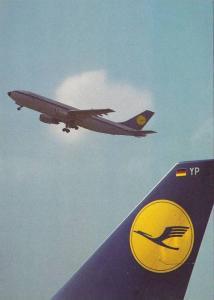 Aviation, Airplanes, Lufthansa Airplane Flying, Lufthansa Logo, 60-80´s