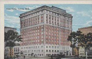 Michigan Detroit Hotel Tuller