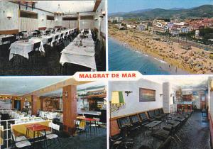 Spain Malgrat De Mar Hotel Restaurant Can Plana