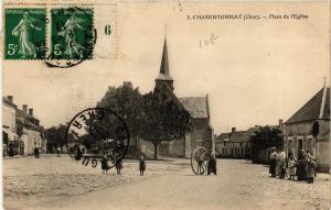 CPA Charentonnay - Place de l'Eglise (634533)