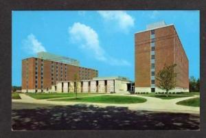 IN McCutcheon Hall Purdue University LAFAYETTE INDIANA