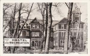 RP, Y. M. C. A. Hostel And Recreation For Service Men, 1910-20s