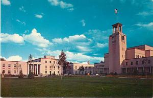 New Mexico State Capitol Santa Fe NM