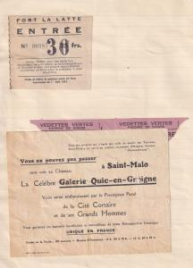 Galerie Quic En Groigne Pirates Hotel St Malo French Ticket s