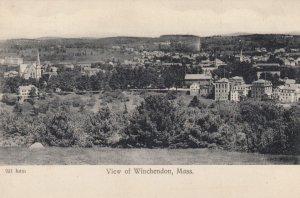 WINCHENDON , Mass. , 00-10s