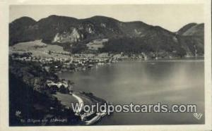 Austria, Österreich St Gilgen am Abersee  St Gilgen am Abersee