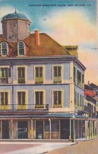 Napoleon Bonaparte House New Orleans Louisiana