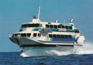 JET-FOIL , Transmediterranea Line Princesa Guacimara & Princesa Guayarmi...
