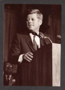NV President John F Kennedy LAS VEGAS NEVADA Postcard