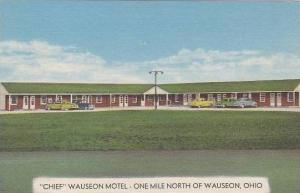 Ohio Wauseon Chief Wauseon Motel