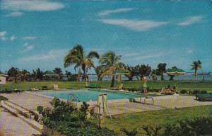 Florida Everglades National Park Fresh Water Swimming Pool At Flamingo Lodge