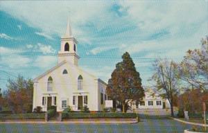 Massachusetts Cape Cod Osterville Baptist Church