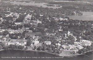 Aerial View Rollins College And Winter Park Florida