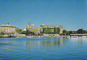 Canada Empress Hotel Victoria British Columbia