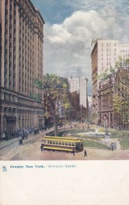 BOWLING GREEN, New York, 1900-1910's; Greater New York, TUCK No. 1519