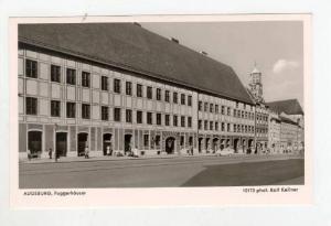 RP  Augsburg , Germany, 40-50s, Fuggerhauser