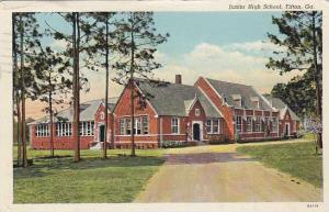 Junior High School, Tifton, Georgia, PU-1941