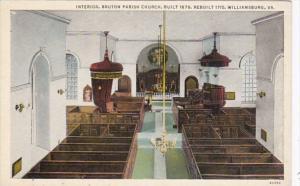 Virginia Bristol Emanuel Episcopal Church