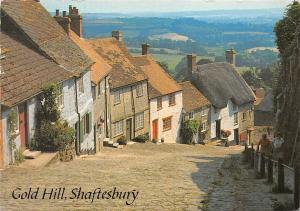 Gold Hill Houses Shaftesbury