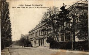 CPA PARIS 16e Bois de Boulogne Salle D Fétes du Jardin d'Acclimatation (325948)