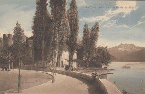 DENTS DU MIDI, Valais, Switzerland, 1900-10s; La Tour-de-Peliz