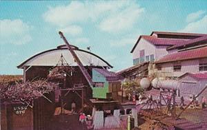 Florida Clewiston Sugar Cane Receiving Station Sugar Mill United States Sugar...