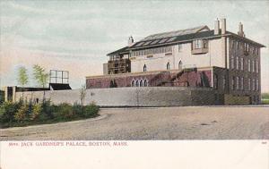 Mrs Jack Gardner's Palace , BOSTON , Massachusetts , Pre-1907