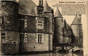 CPA  Cháteau de Fleurigny - Facade Nord   (658851)