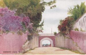 NASSAU, Bahamas, 20s-40s ; Gregory Arch