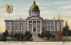 State Capitol Salem Oregon