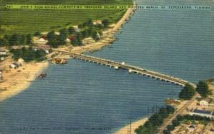 John's Pass St Petersburg FL 1956
