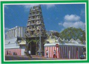 Sri Mariamman Temple, South Bridge Road, Downtown Chinatown District, Singapore
