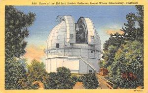 Mount Wilson Observatory CA, USA Space Unused