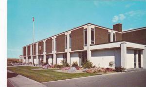 Provincial Admin Bldg , MEDICINE HAT , Alberta , Canada , 50-60s