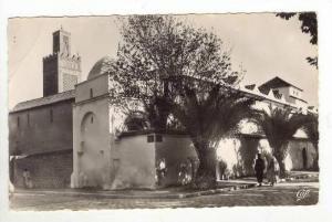 RP  Tlemcen , Algeria, 20-40s   Mausolee de Sidi Merzoug et la Grande Mosquee