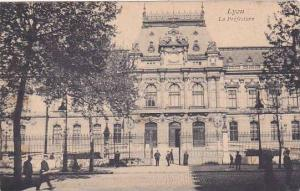 France Lyon La Prefecture