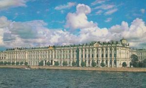 The Hermitage Leningrad 1980s New Postcard